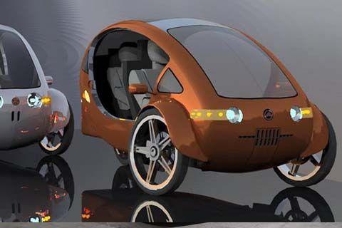 Elf Is Solar Powered Electric Trike Evworld Com Bikes