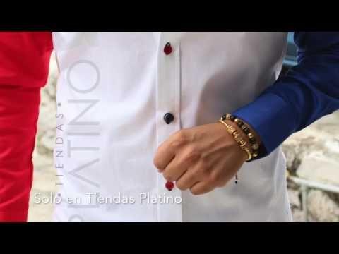 Diseños de camisas slim fit en Tiendas Platino México  www.tiendasplatino.com.mx
