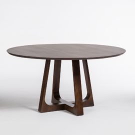 Dining Tables - Alder & Tweed Furniture | 60 round dining ...