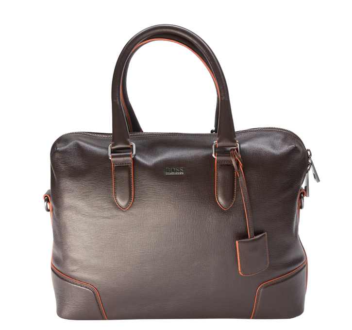 Posteo brown bag $595 Above from BOSS Collection Dynamite