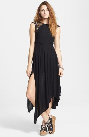 Nordstrom - Free People 'Afternoon Delight' Lace Strap ...