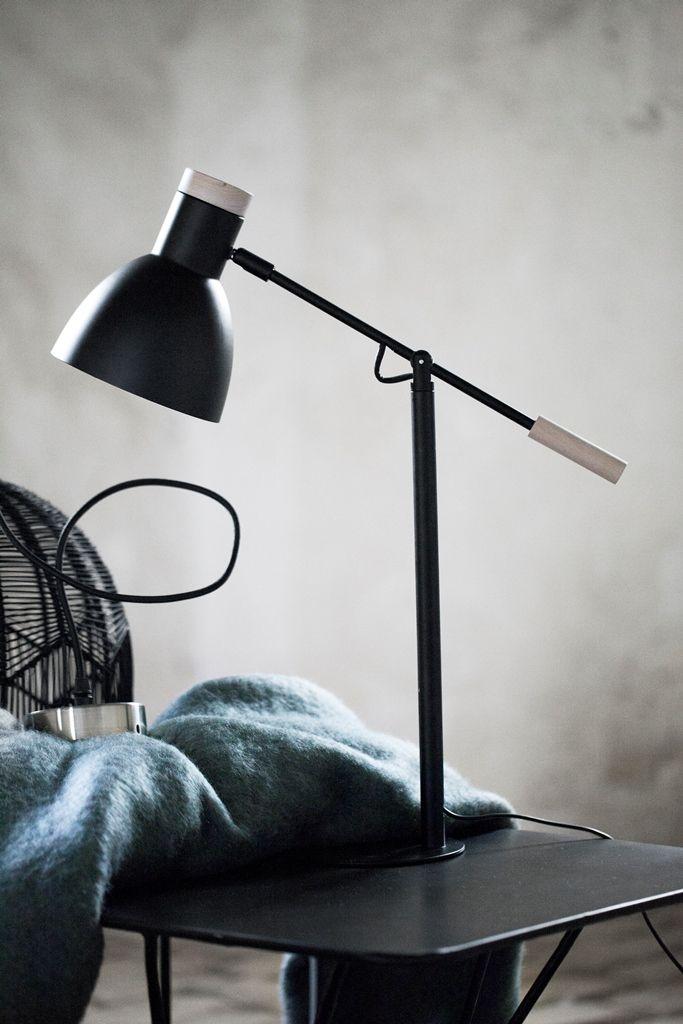 ZOE LIGHTING Lamp, DEPOT COLL Table Autumn / Winter 2014, Lene Bjerre Design