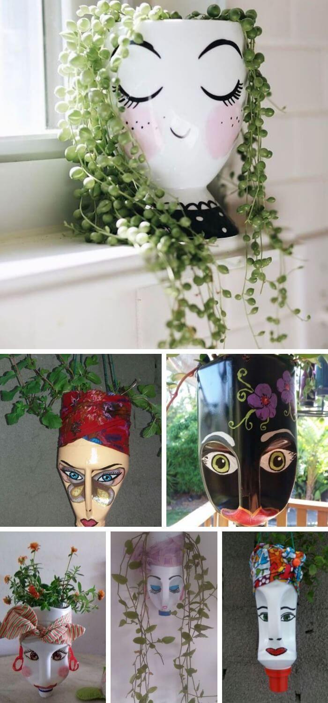 Photo of 29+ Clevere Plastikflasche Vertikale Gartenideen  #clevere #gartenideen #plastik…