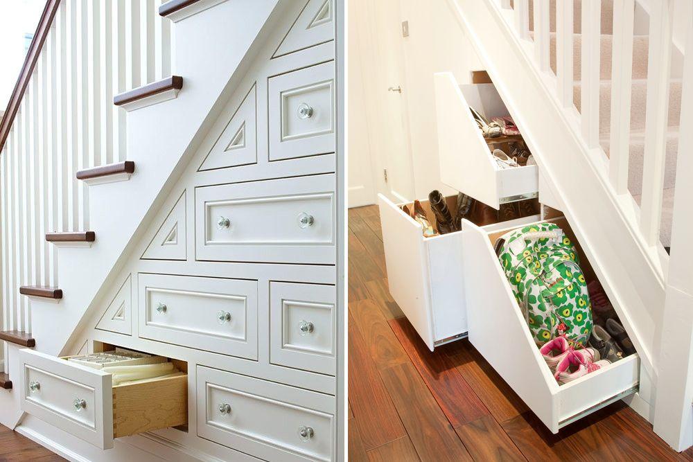 Bespoke, Custom Storage Solutions For Hallways