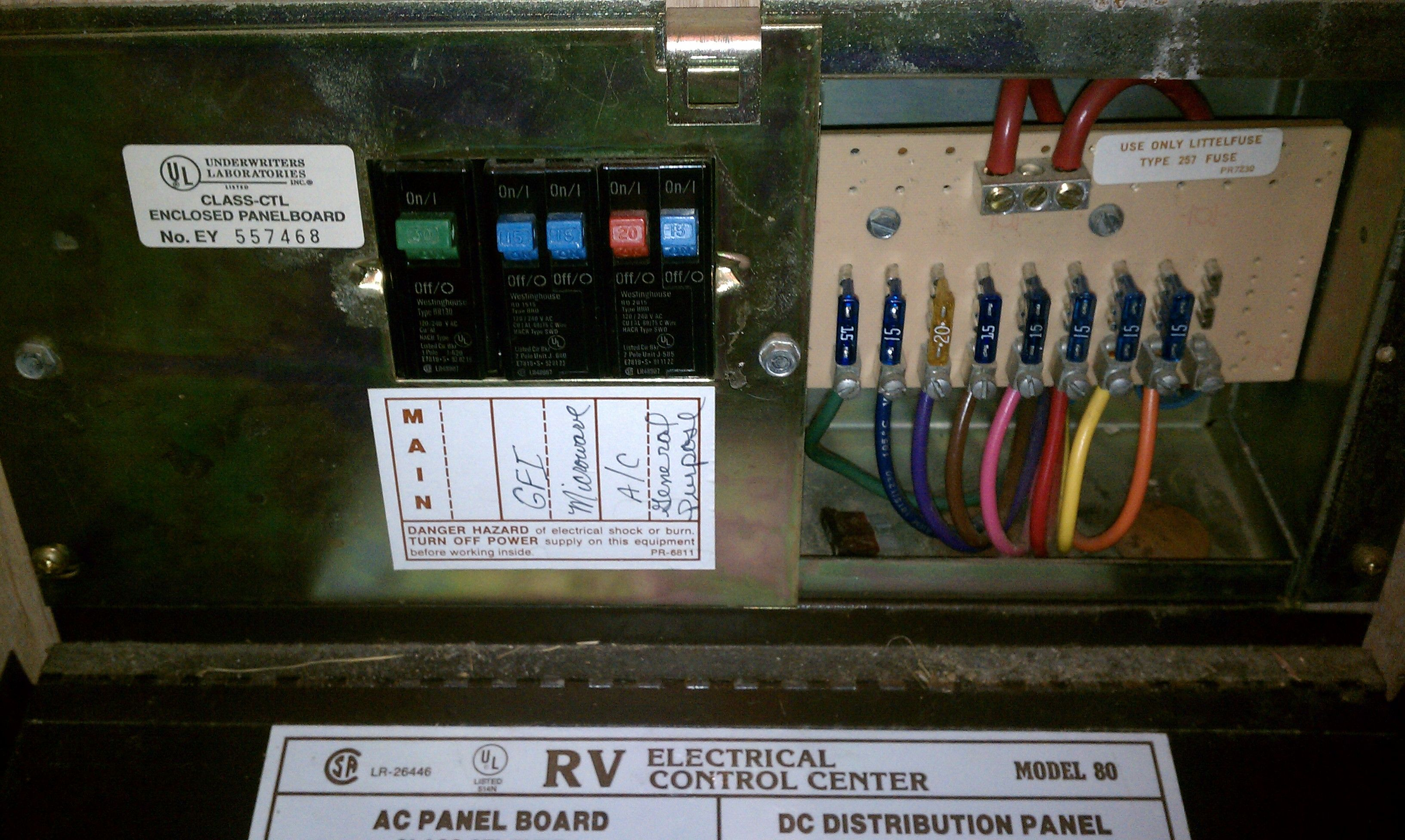 12 Volt Fuse Panel Wiring Diagram Trusted Marine Ac Rv Boards Schematic Diagrams U2022 Boat