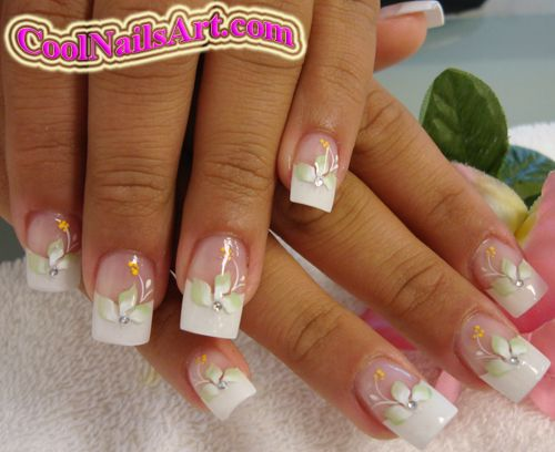 Nail Design Ideas 2012 long ideas nail nail designs Acrylic Nail Designs