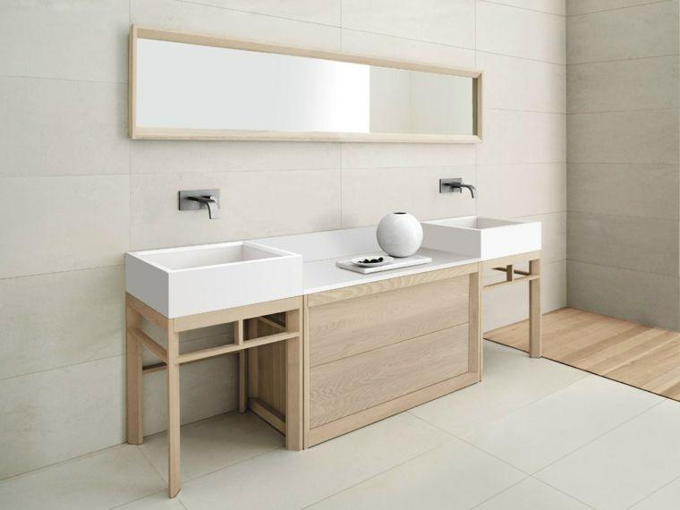 Badezimmer spiegelt 25 Designs, um die Wand zu dekorieren ...