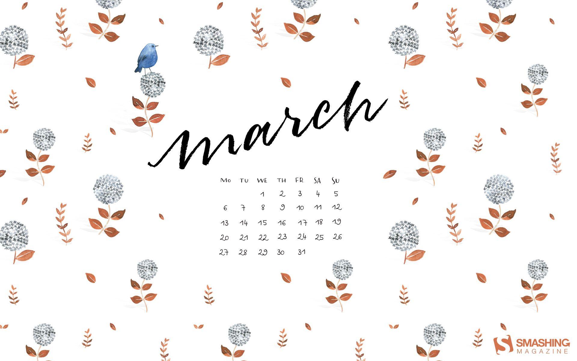 Mar 17 Spring Bird Cal 1920x1200 Jpg 1920 1200 Desktop Wallpaper Calendar Calendar Wallpaper Computer Wallpaper Desktop Wallpapers