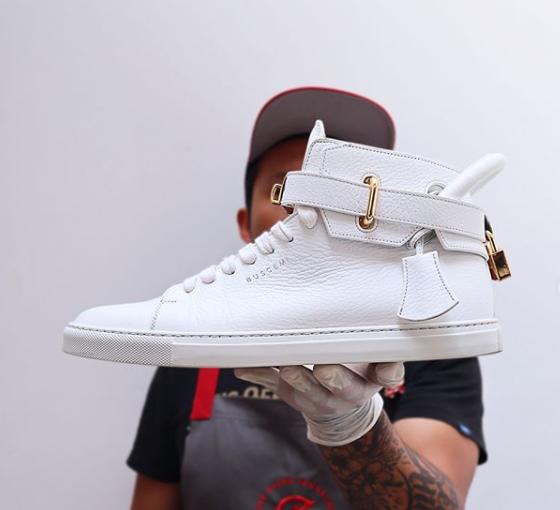 Buscemi sneakers, Sneakers, Luxury sneakers