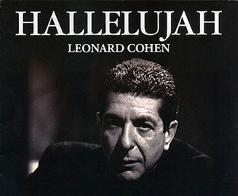 leonard cohen hallelujah sheet music pdf