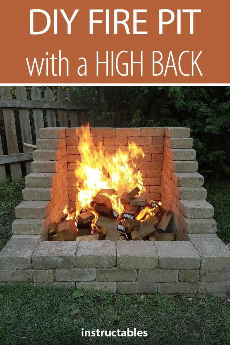 Photo of DIY Fire Place/Pit #Yardideas
