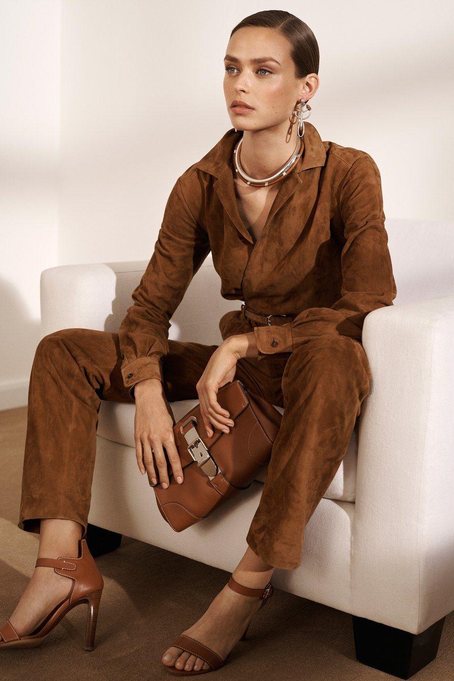 Photo of Sfilata di moda pre-autunno 2019 di Ralph Lauren