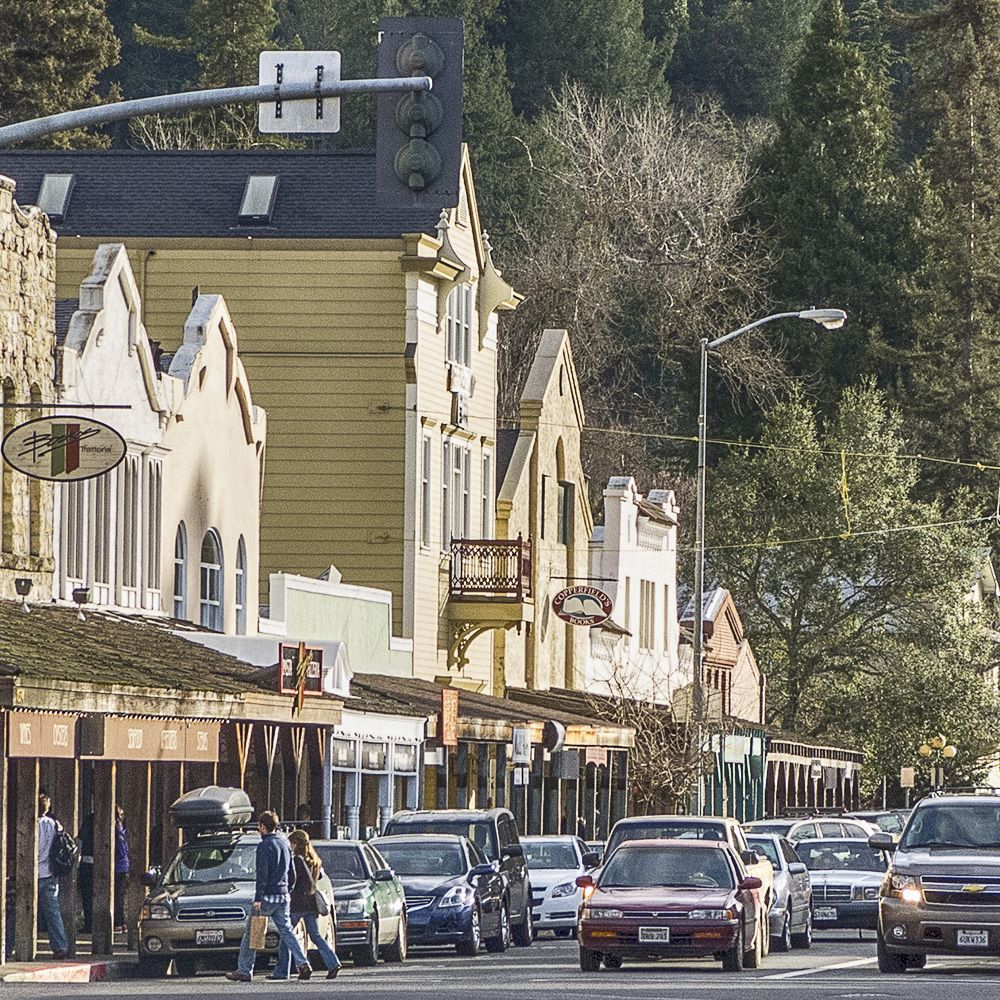 How To Visit Calistoga, The Cutest Town In Napa Valley