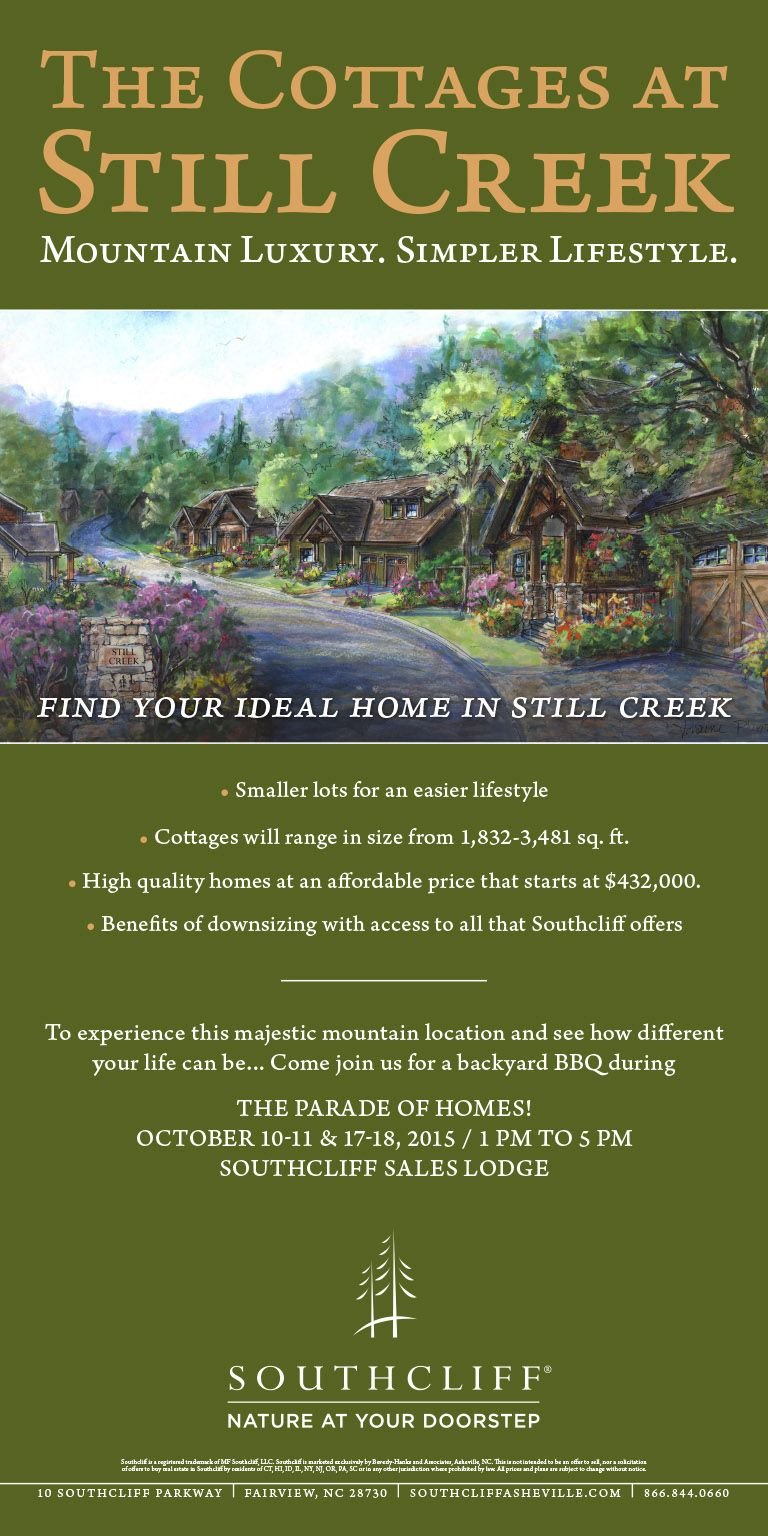Congratulations Arthur Rutenberg Homes Southcliff is where your dream mountain home can become reality. Please see below for some great articles and a...