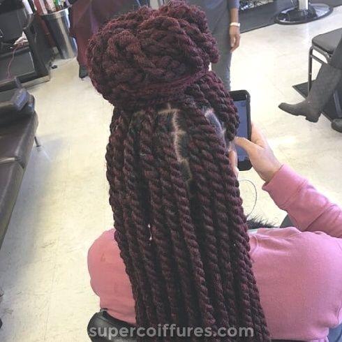 50 coiffures protectrices pour cheveux naturels