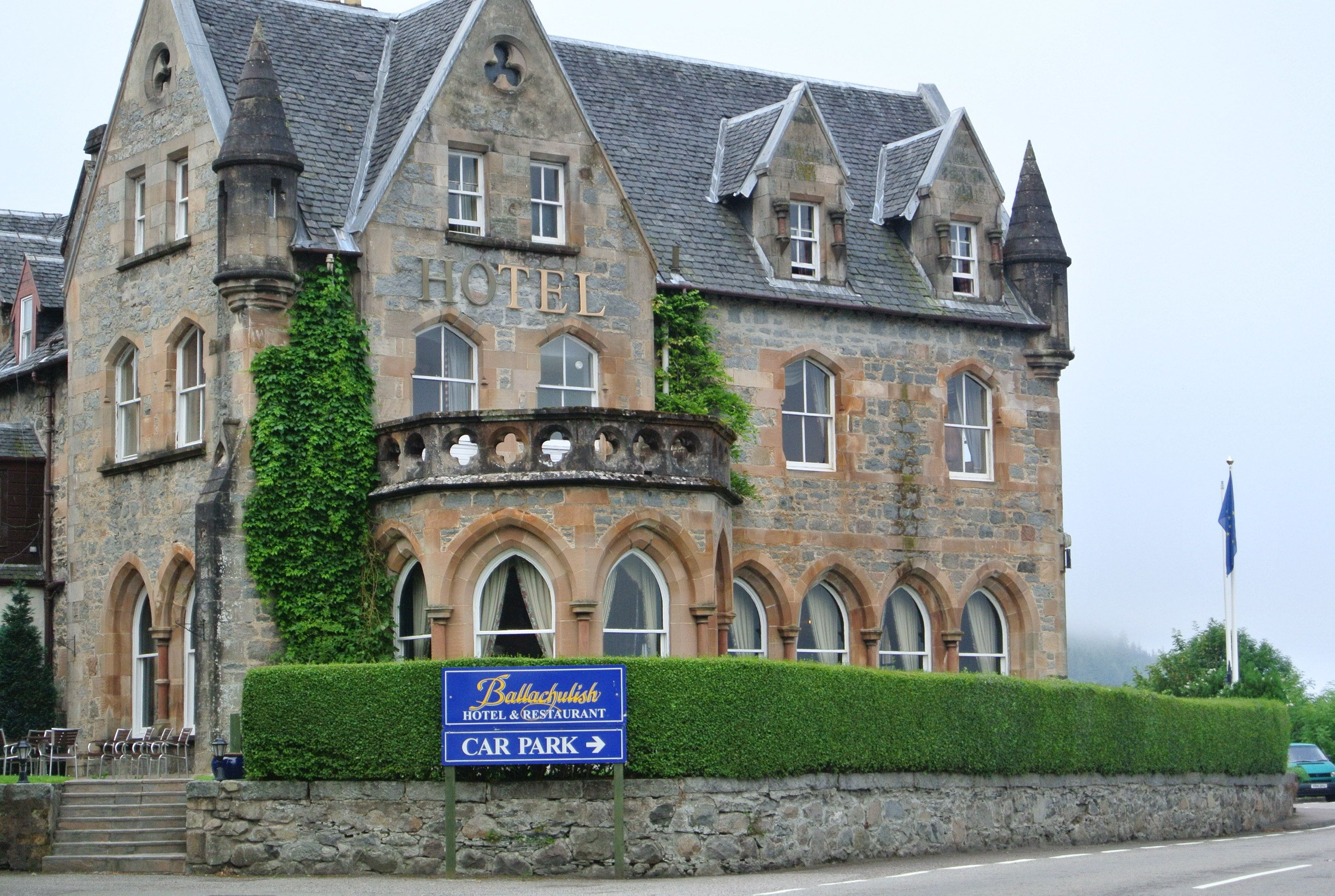 Ballachulish Hotel You Probably Don T Want To Stay Here 4 Haunted Rooms