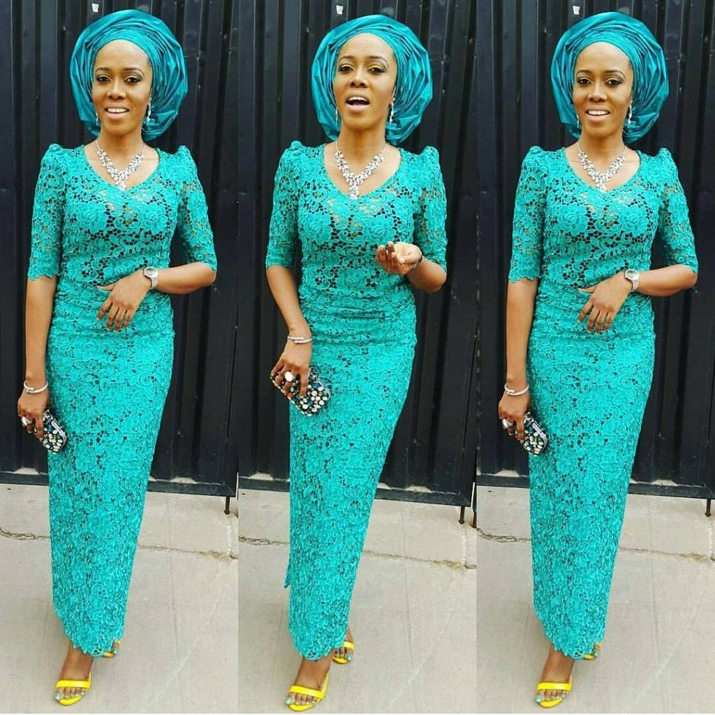 On-Trend and Up-To-Date Aso-Ebi Fashion Styles - Wedding Digest ...