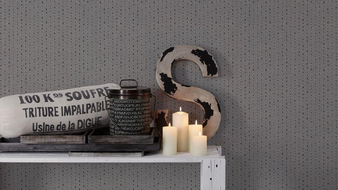 Junges Wohnen; Schöner Wohnen Tapete 943681 #industrial #style - schöner wohnen tapeten wohnzimmer