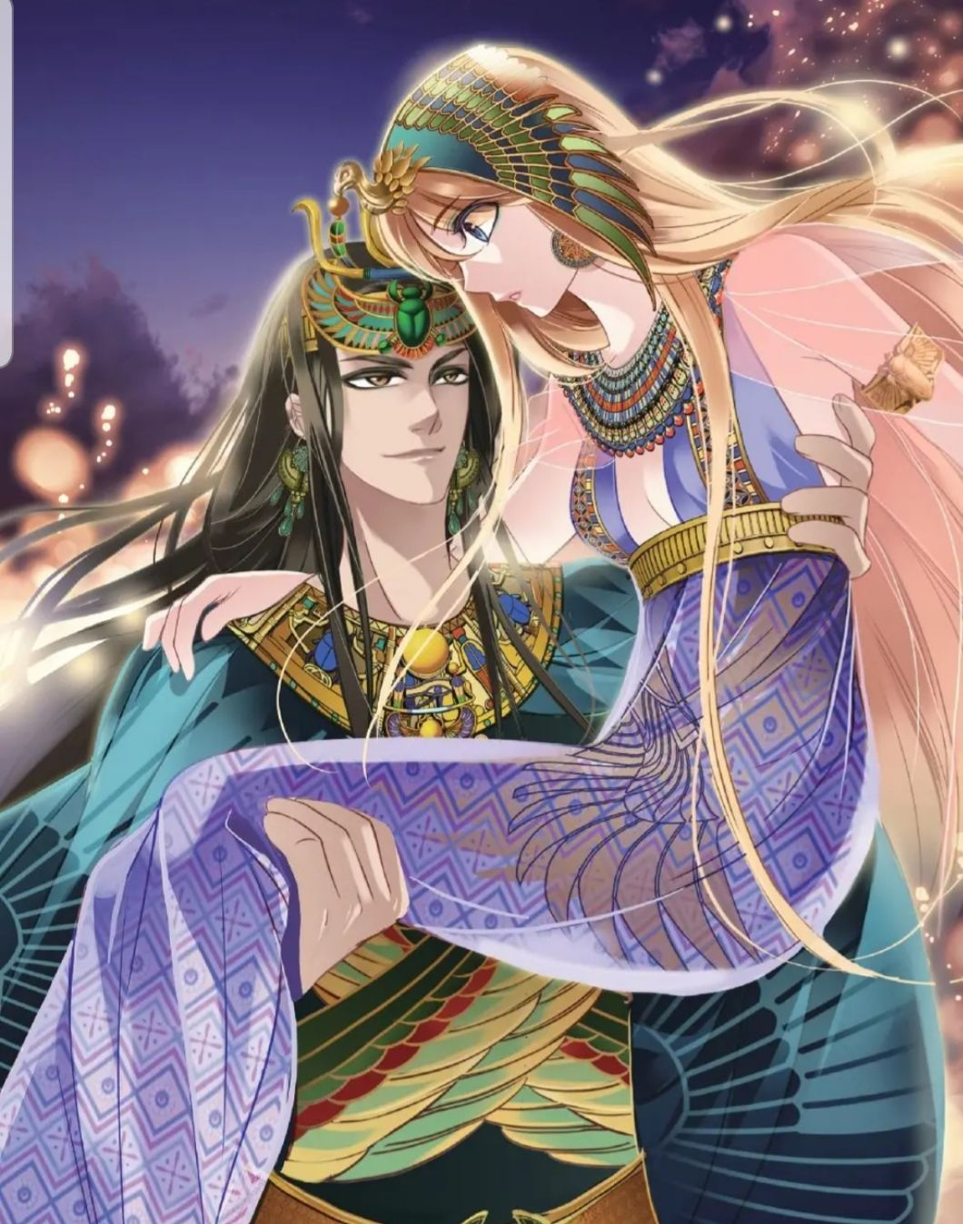 Pharaoh's concubine (MANGA COMPLETED) Episode 4 in 2020