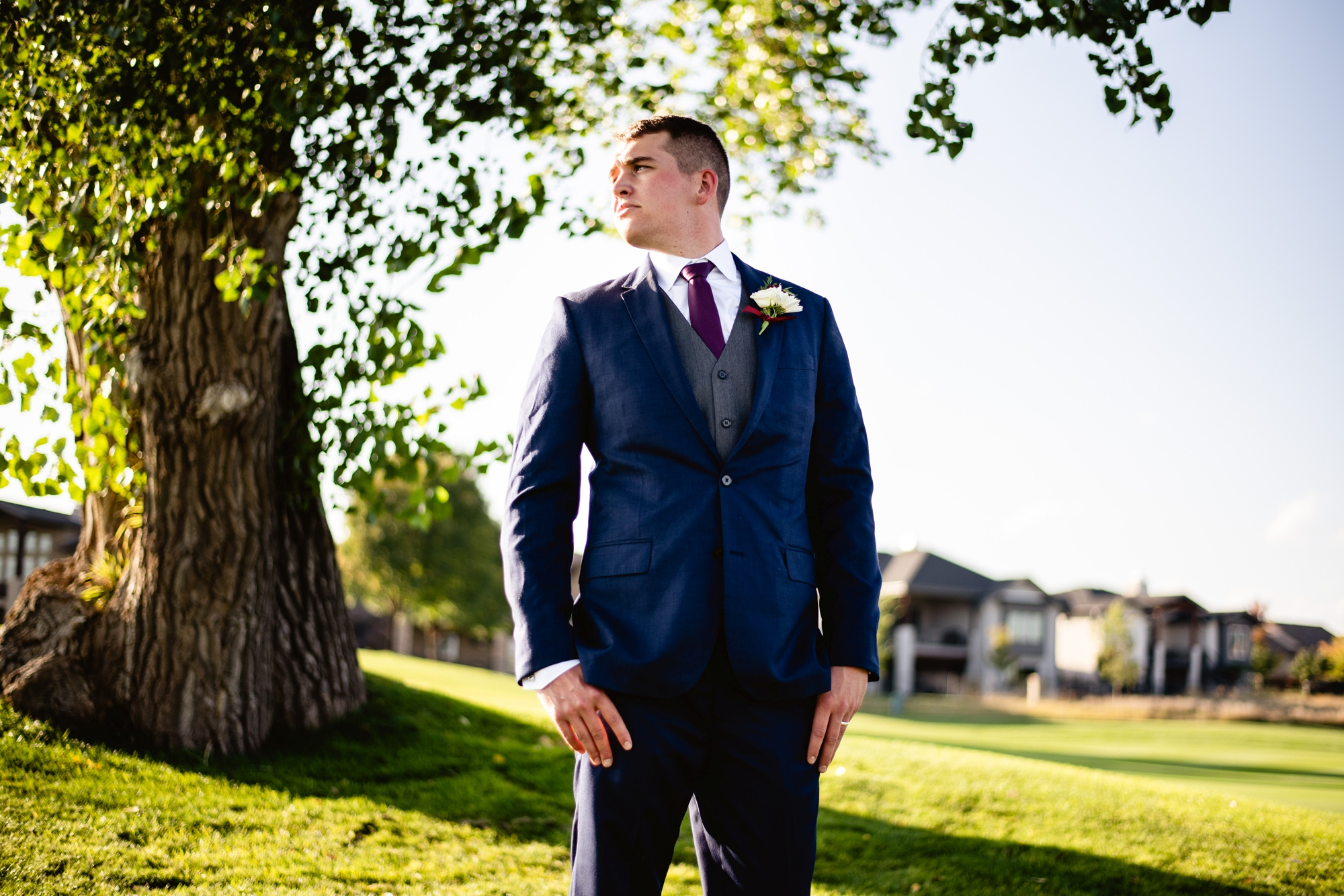 Windsor Big Red Barn Wedding in 2020 | Denver wedding ...