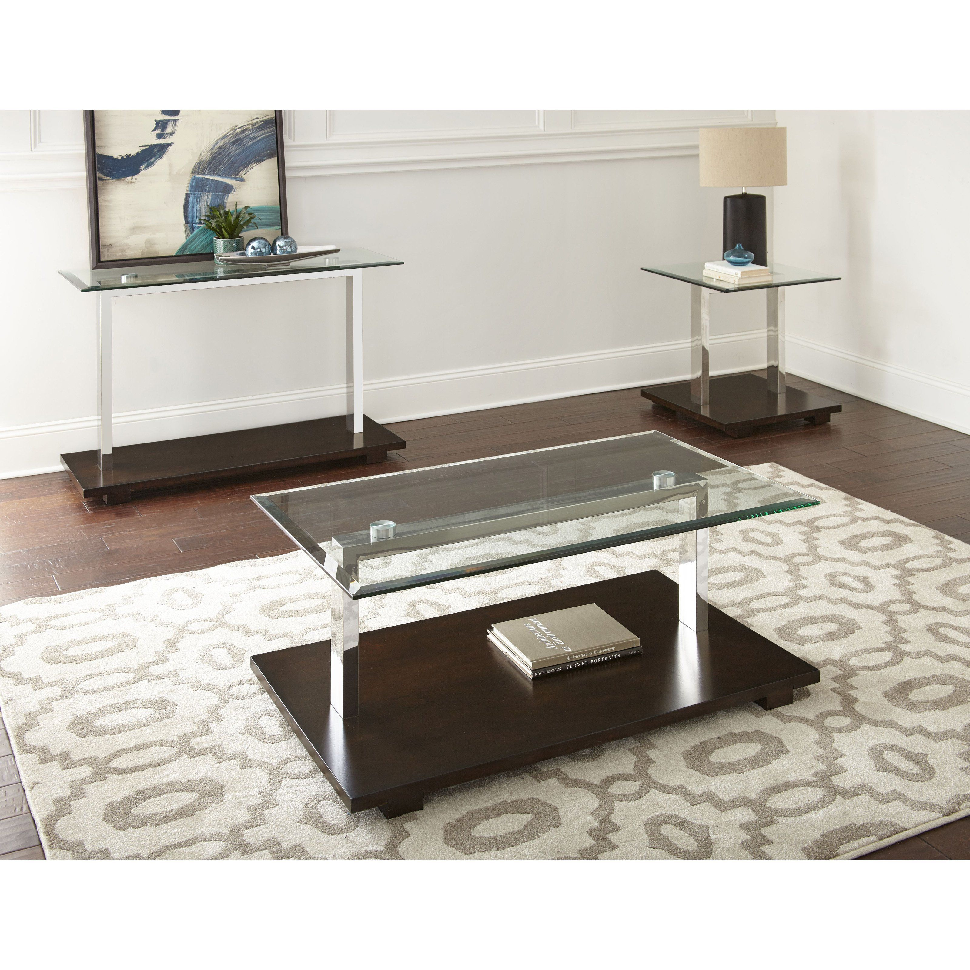 Steve Silver Kessy Cocktail Table - SSC2551