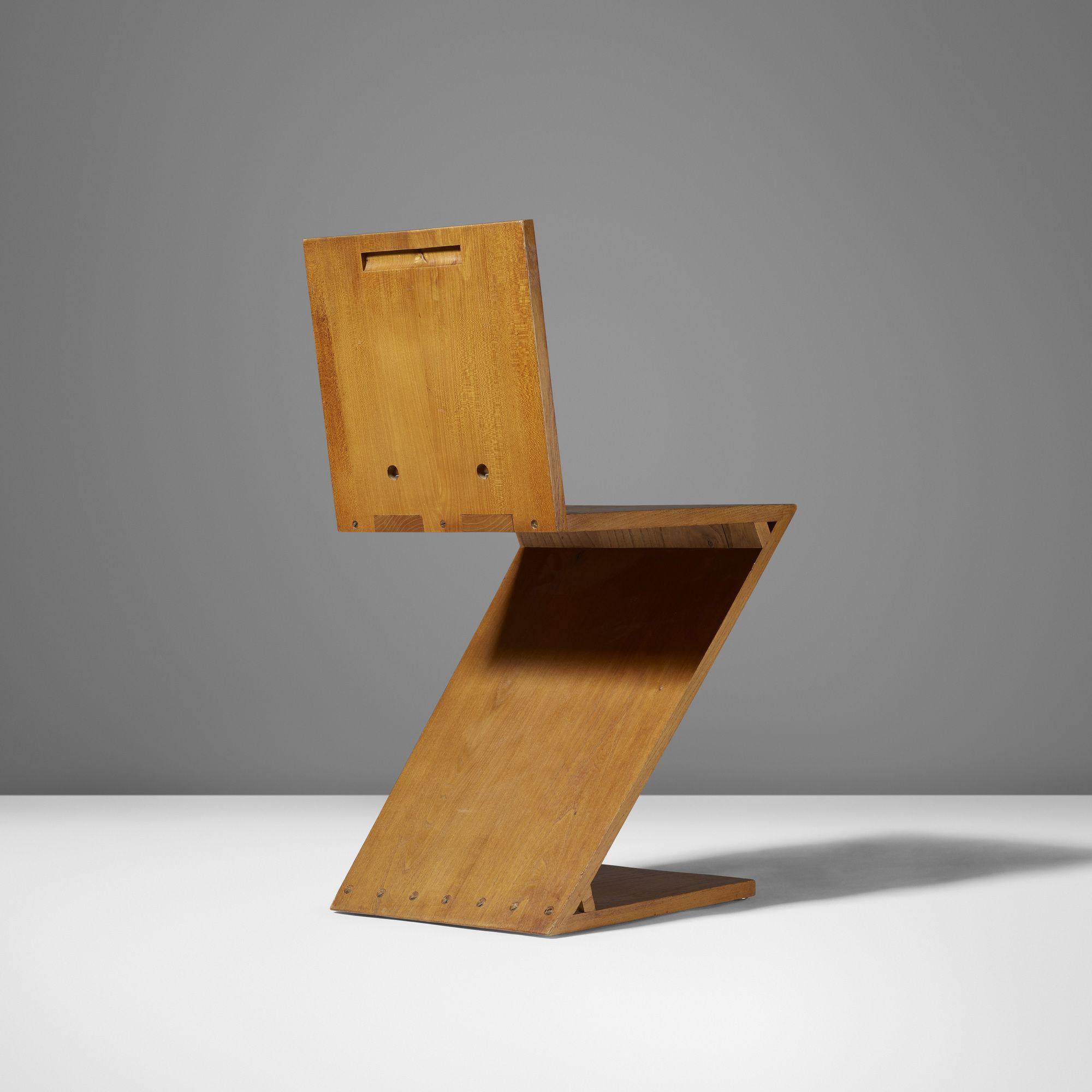 Zig zag Chair 1934