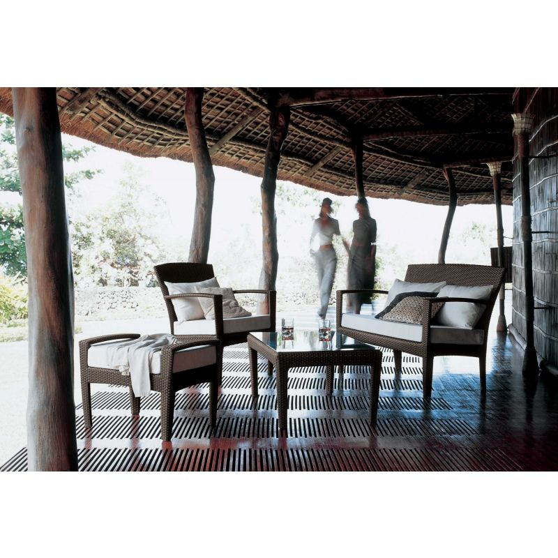 PANAMA DEDON - the three seater sofa 184x80 25 Martiou 33
