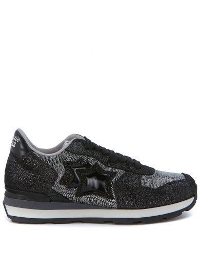 Étoiles Atlantique Vegas Chaussures De Sport - Noir 3GlFN9R