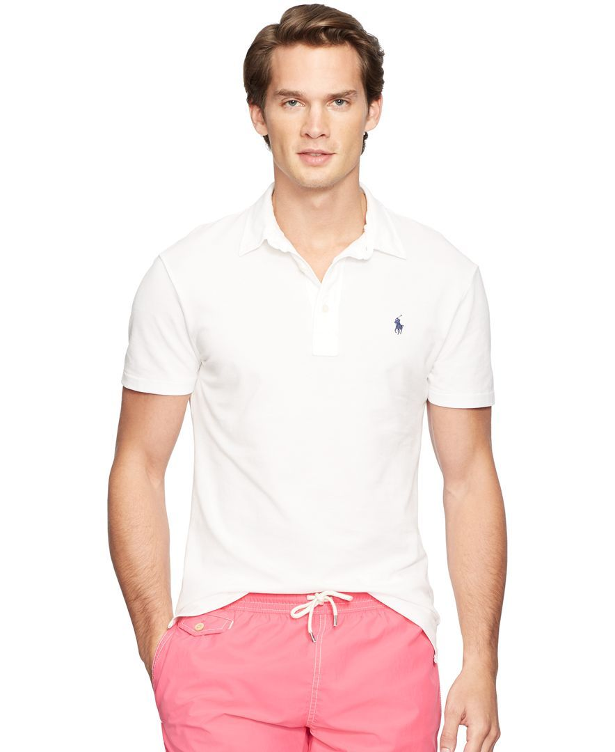 Mens Ralph Lauren Polo Shirts Macys Joe Maloy