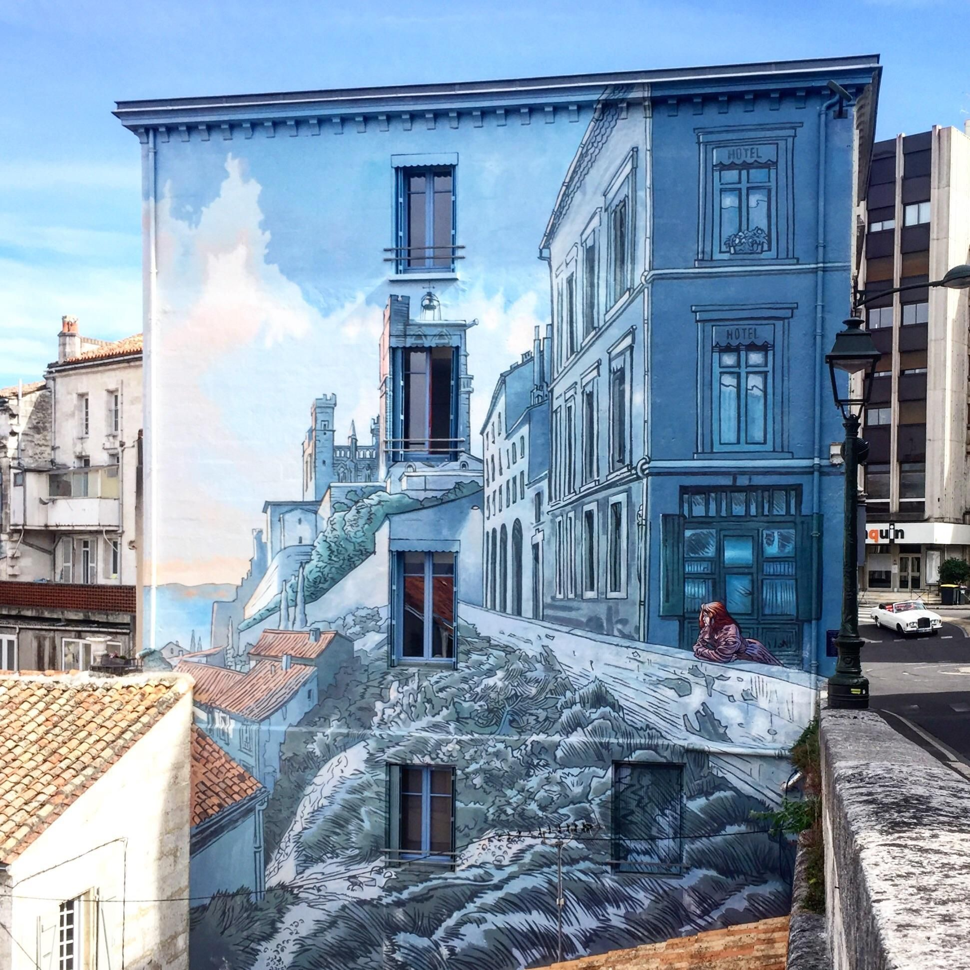 Image result for best street art france atlast onscura