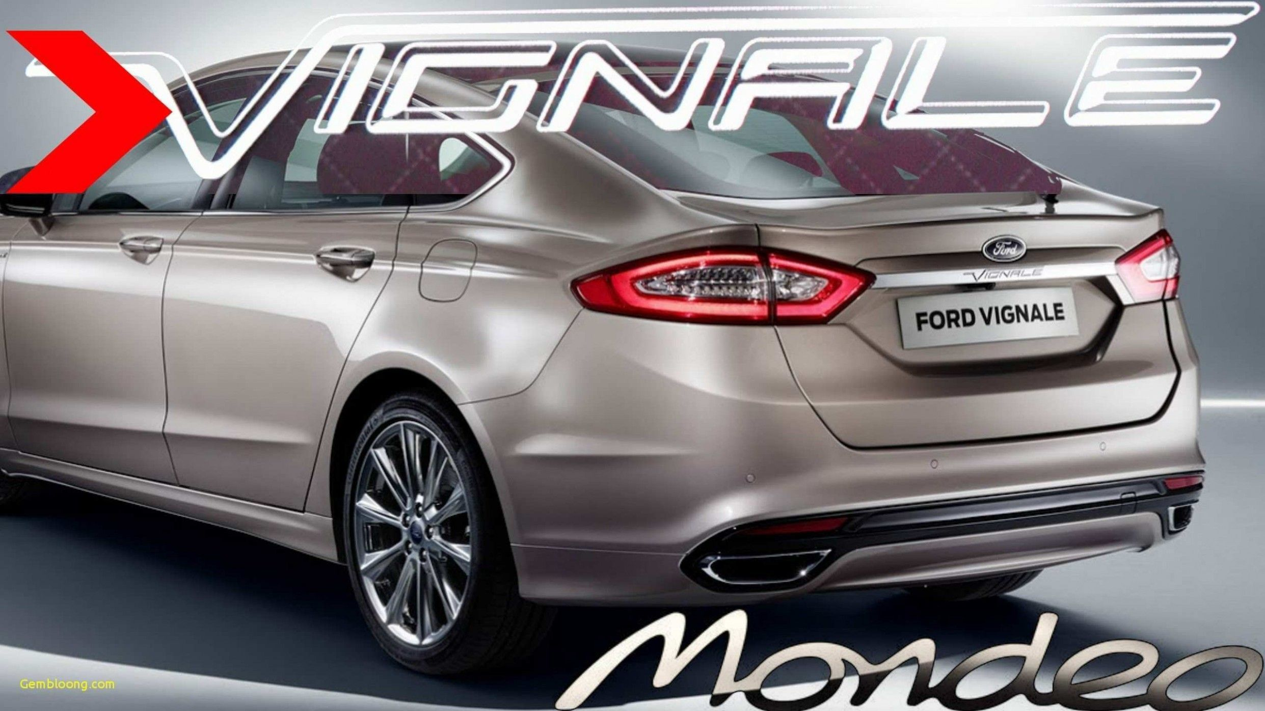 The Reason Why Everyone Love 2020 Ford Mondeo Vignale