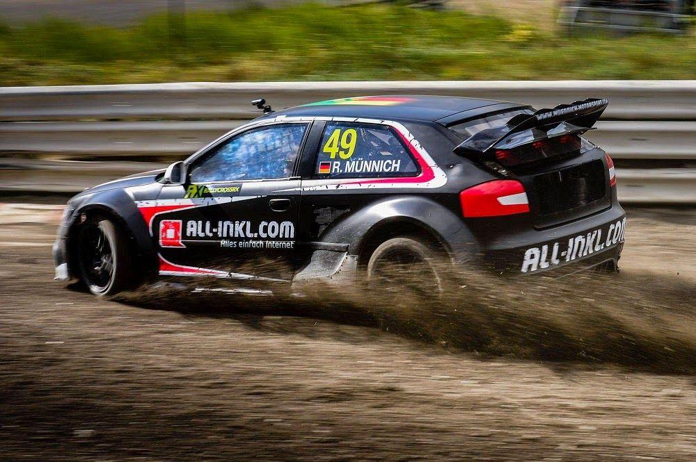 VIDEO: Inside All-Inkl Münnich Motorsport Audi in 2014 FIA World ...