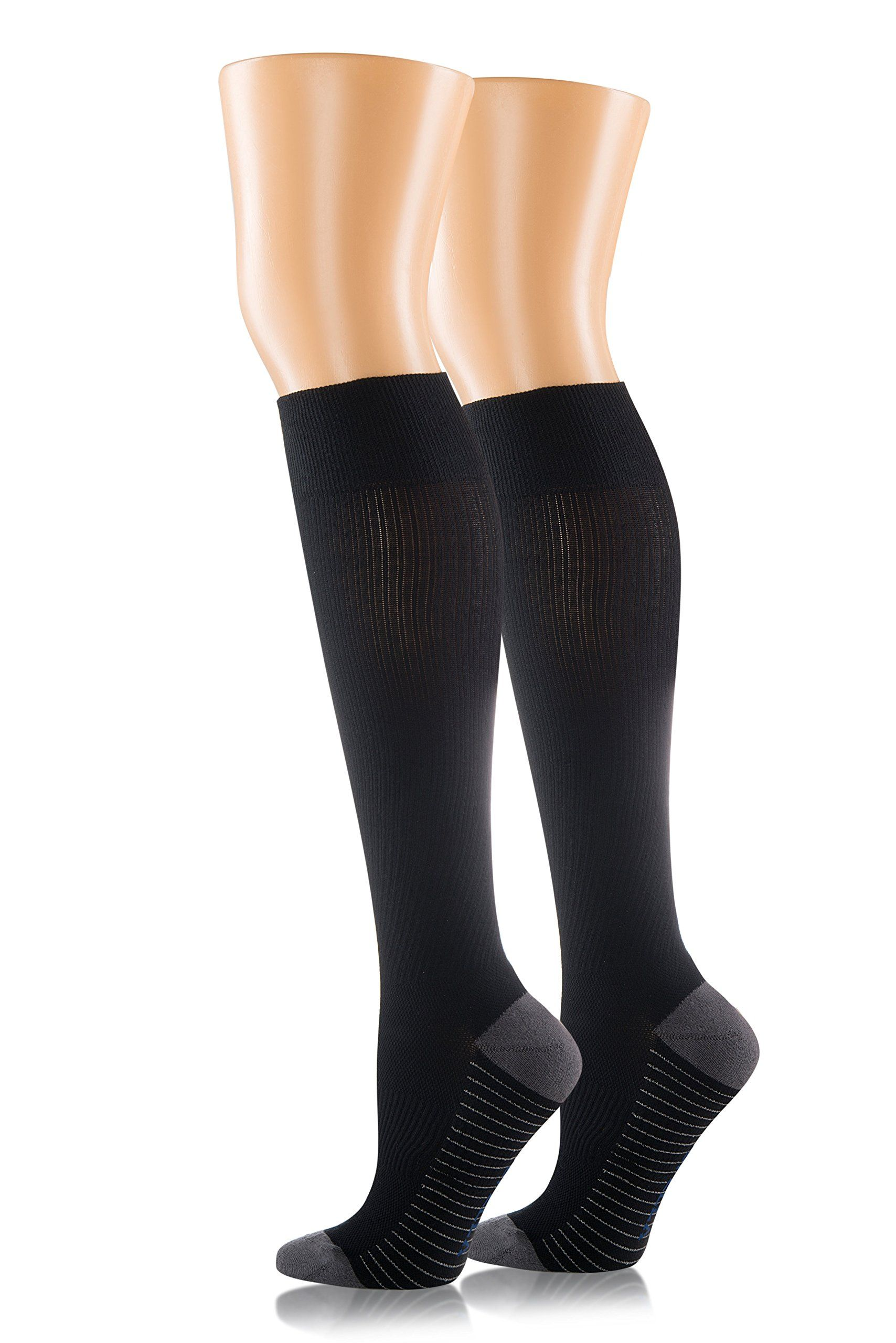 69962fe75d Compression Socks for Men and Women. Medical Graduated Compression 15-20  mmgh. Moderate
