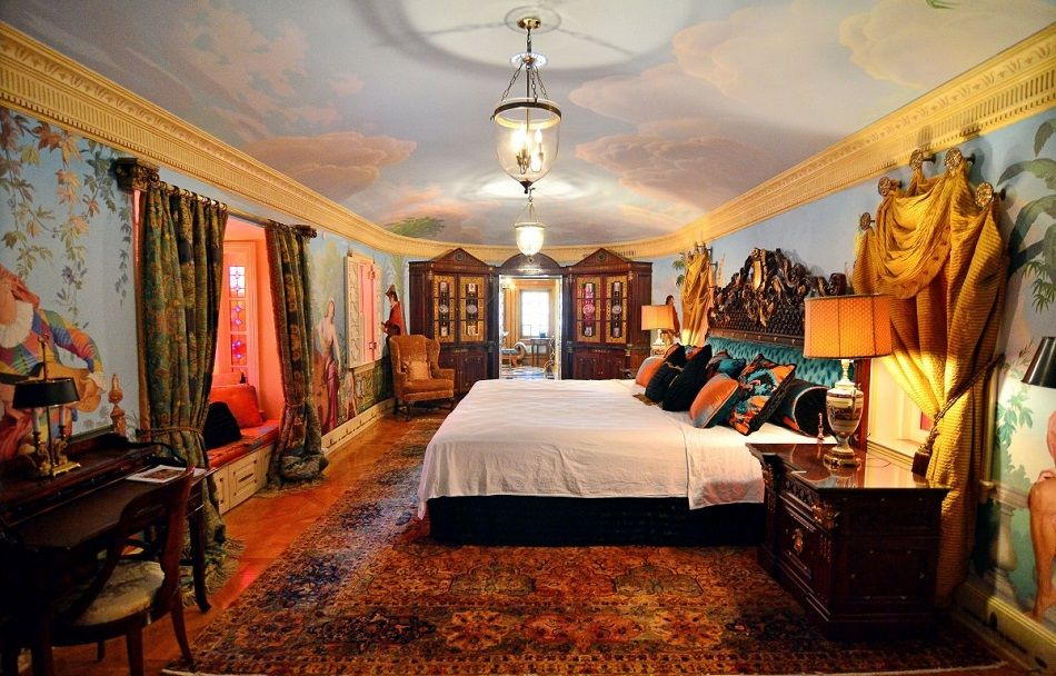 Exceptionnel A Look Inside Versace Mansion