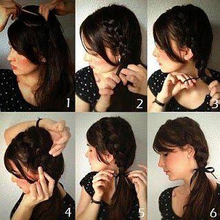 Peinados Faciles De Moda 2015