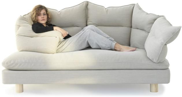 The Most Comfortable Couch Ever With