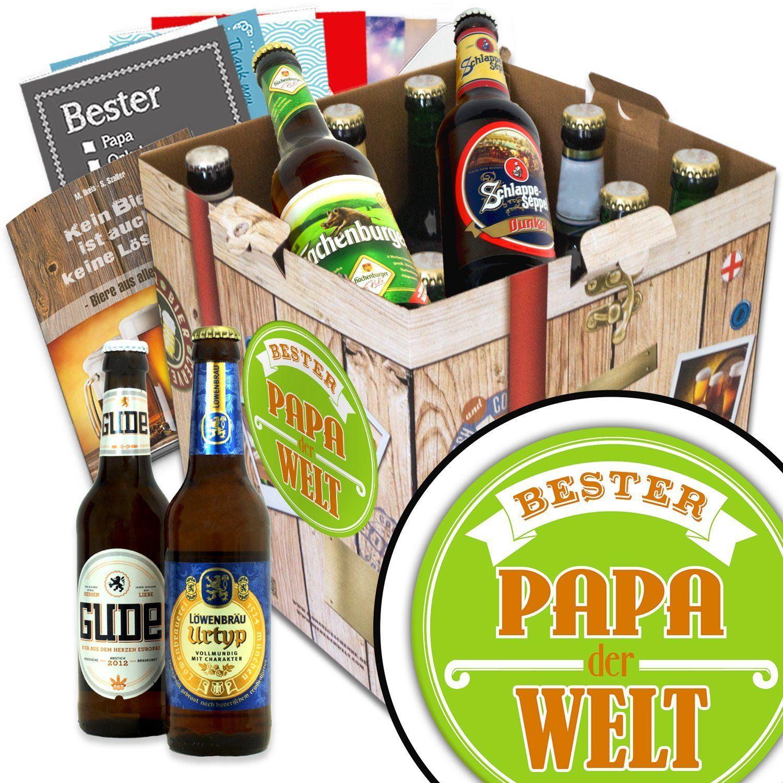 """geschenkideen für papa mit """"beste biere deutschlands - bester-papa"""