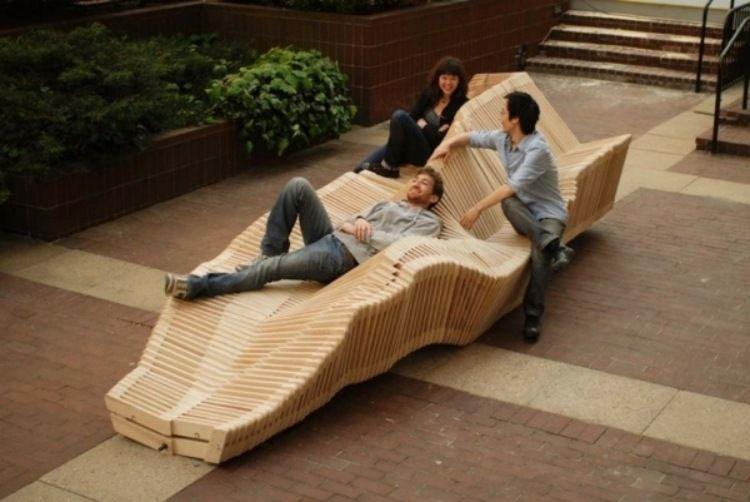 meuble de jardin: canapé design unique qui va vous enchanter ... - Meuble Exterieur Design