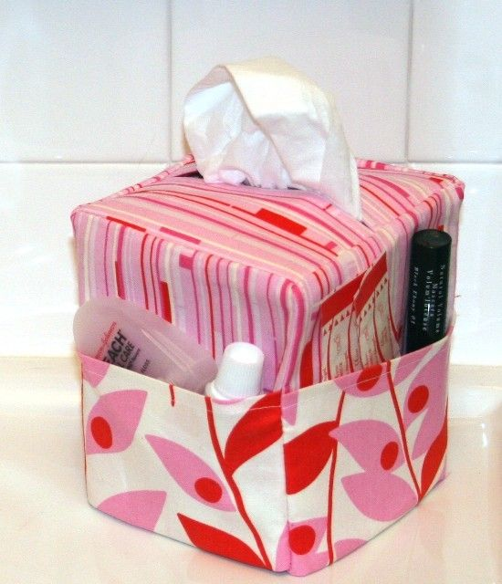 sew easy tissue caddy pdf sewing pattern en 2018 man frynee pinterest mouchoirs boite de. Black Bedroom Furniture Sets. Home Design Ideas