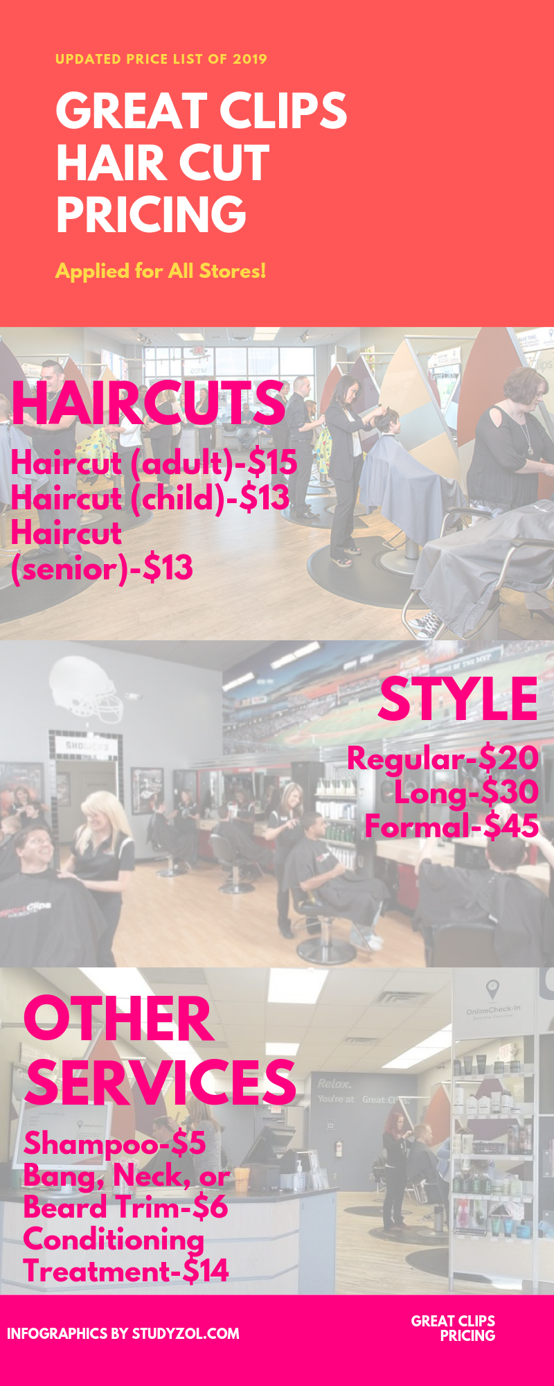 Pin On Great Clips Pricing And Coupons