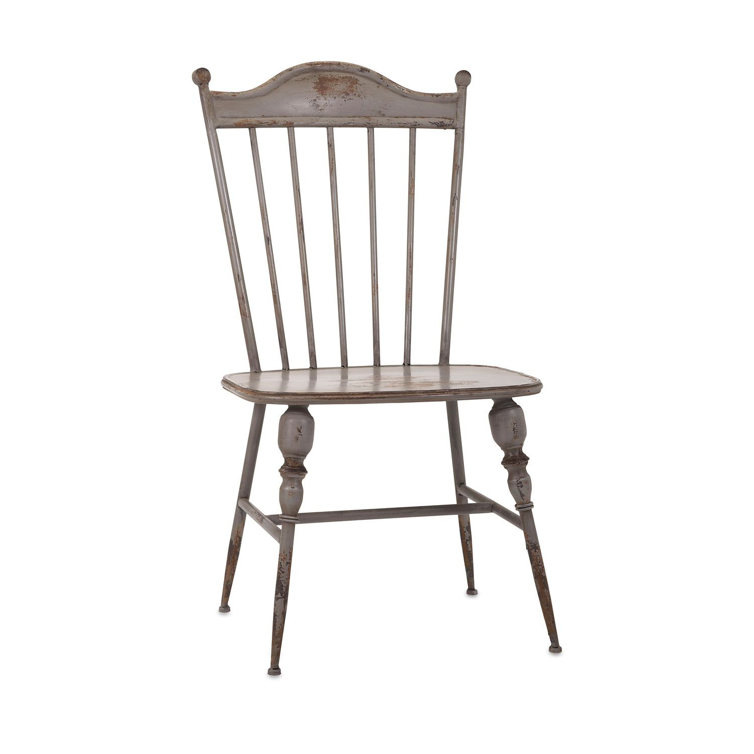 Chatham Metal Side Chair Imax Arm Chairs Accent Chairs Accent Furniture