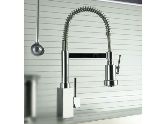 My new favorite faucet - Kitchen Faucets For The Modern Kitchen-Pre ...