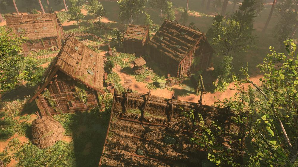 Artstation Medieval Scandinavian Village Unreal Engine Kimmo Kaunela In 2020 Village Unreal Engine Summer Travel