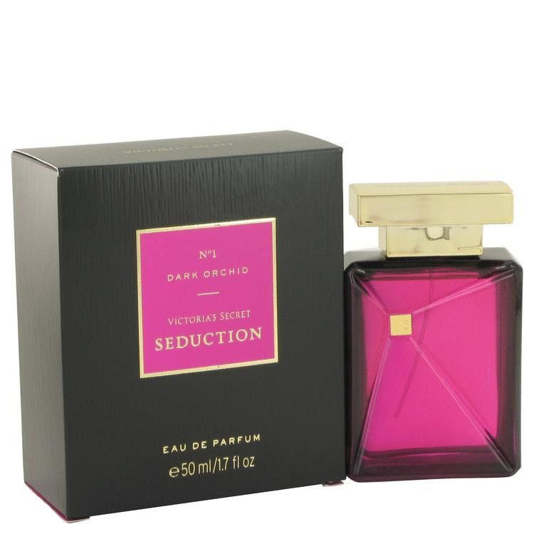 Dark Orchid Seduction By Victoria S Secret Eau De Parfum Spray 1 7