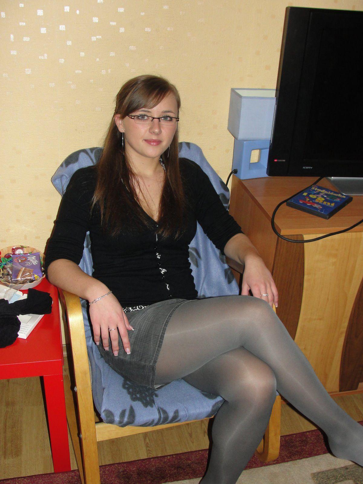 Panty-Jana-Web-Bilder  Photo  Girls In Mini Skirts -1021