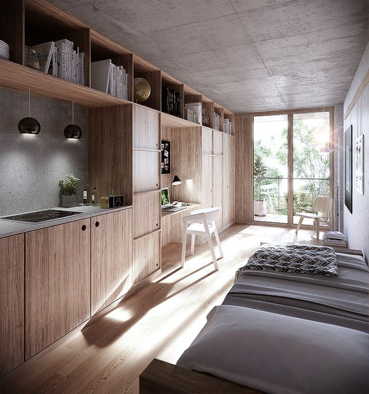 SØNDERBORG KOLLEGIUM - we architecture