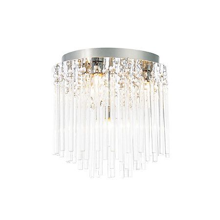 View Tooma Chrome Effect 4 Lamp Bathroom Ceiling Light Details Dream Home Bathroom Ceiling Light Ceiling Lights Bathroom
