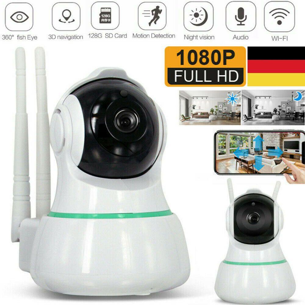Hd 1080p Wifi Ip Kamera Baby Camera Haus Baby Monitor Netzwerk Nachtsicht Wlan Kamera Ideas Of Kamera Kamera Phone Electronic Products Electronics