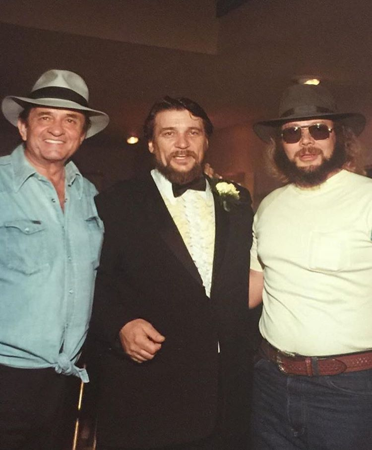Johnny Hank Waylon Willie-Mens