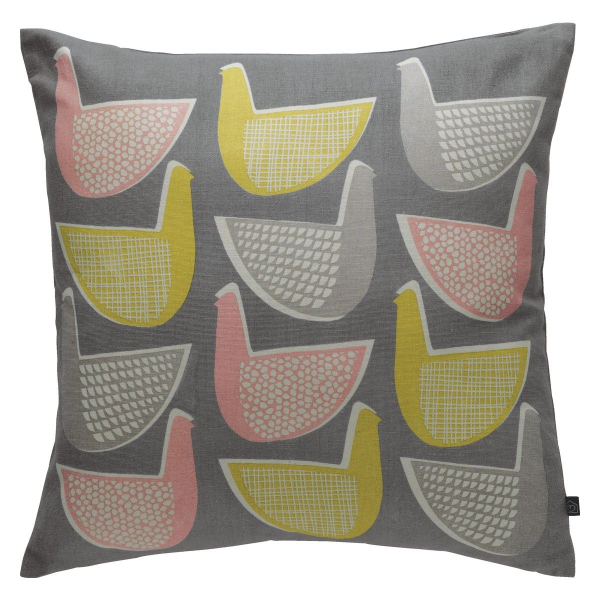 Pennie Multi Coloured Patterned Cushion 45 X 45cm Sofas